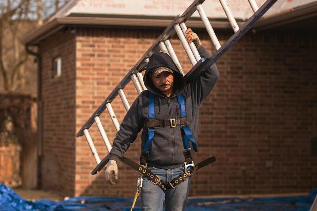 roofer okc